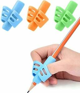 New Pencil Grips - JuneLsy Pencil Grips for Kids Handwriting Posture Correction