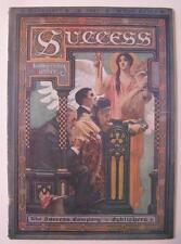 Scarce 1901 Thanksgiving Number Success Magazine Leyendecker Cvr McKinley Eulogy