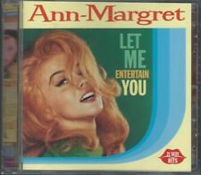 CD: ANN MARGRET - Let Me Entertain You