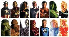 Lot of 32 Marvel Comics 2020 Alex Ross Timeless Variant Cover Complete Set 10/27
