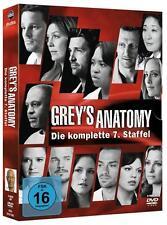 Grey's Anatomy - Die jungen Ärzte - Staffel 7 (2012), wie neu !!!