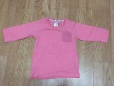 Girls Size 6 Years E-Vie Angel Pink Top