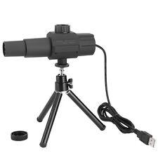 W110 Smart Digital USB Monocular Telescope 70X HD 2MP PC Camera Monitoring CT
