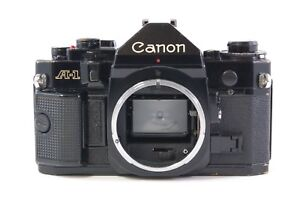 Vintage SLR Canon A-1 A 1 only body Ref.291812