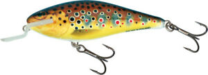 Salmo Executor Sr 7 CM Floating Artificial Bait For Trout Chub Color Trout