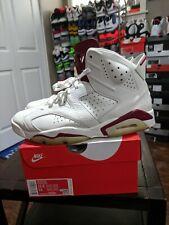 Jordan retro 6 Maroon Size 11