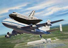 REVELL 04863 - 1/144 BOEING 747 SCA & SPACE SHUTTLE - NEU