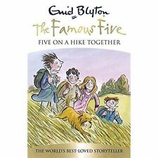 Five on a Hike Together (Famous Five)-ExLibrary