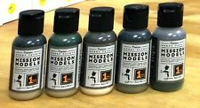 Khs-15 Pack- Mixed Muted Tones Mission Model Paints-Mm33-3333