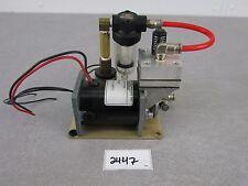 KNF Neuberger Vacuum Pump UN05 ANI 12 VDC 1.5 Amps