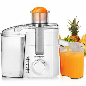 Centrifugeuse fruits légumes - Presse fruits légumes Extracteur de jus recettes