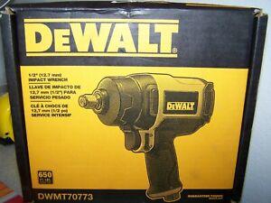 """Dewalt-DWMT70773- 1/2"""" Impact Wrench"""