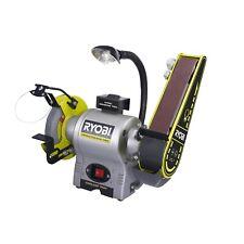Ryobi 370W Bench Grinder / Sander-2 year Warranty