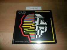 OMD - THE PUNISHMENT OF LUXURY(RARE COLLECTORS LTD EDITION CD/DVD ALBUM) SEALED