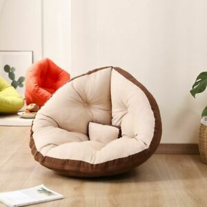 Bean Bag Cover Lazy Sofa Bed Chair Living Room Bedrooms Couch Without Fillers