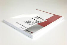 "Case ""Maxxum Series"" Operator Manual - 82999346"