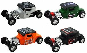 1 X DIE CAST HOT ROD 12CM car toy gift model replica vehicle collect christmas