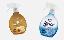 Lenor Crease Release Spray Refill Releaser Gold Orchid Spring Awakening Bottle.