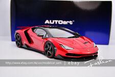 AUTOart 1:18 Lamborghini LP770 Red