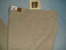 New NWT Stapleford Mens Khaki Casual Workwear Pants Sz 33 x 32 tan