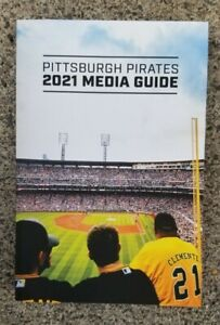 2021 Pittsburgh Pirates Media Guide