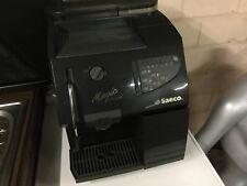 Saeco Magic De Luxe Kaffeevollautomat schwarz