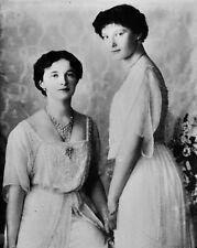 New 8x10 Photo: Olga & Tatiana Romanov of Russia, Daughters of Tsar Nicholas II