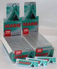 2x25 Marie Zigarettenpapier 2x25x100 Blatt/Blättchen/Drehpapier/Papers *NEU*