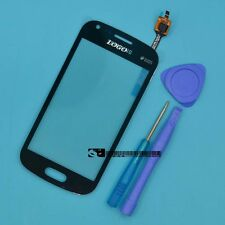 For Samsung Galaxy Dous S7580 black Replacement Touch Screen Digitizer Glass