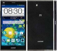 ZTE Grand X Max Z787 - 8GB - Black (Cricket - LOCKED) Smartphone