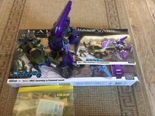 Mega Bloks Halo UNSC Gausshog vs Locust 96823