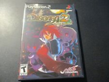 DISGAEA 2 CURSED MEM ps2 Play Station 2 II Complete case disc manual NEAR MINT
