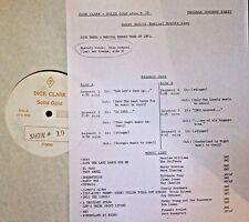 Radio Show: DICK CLARK GOLD 19 1960! ROY ORBISON, BRIAN HYLAND, EVERLYS,DRIFTERS