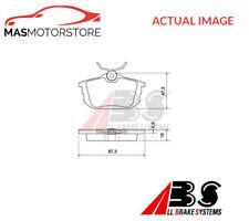 BRAKE PADS SET BRAKING PAD REAR ABS 36950 P NEW OE REPLACEMENT