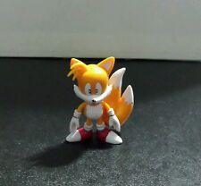 "Tails 2"" Miniature Figure Sonic the Hedgehog Sega Jazwares"