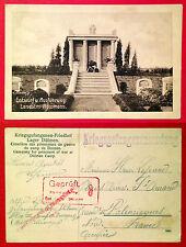 AK DÜLMEN Kriegsgefangenen Friedhof Lager Dülmen     ( 9811