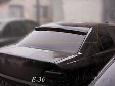 REAR roof spoiler for BMW E 36 ( 4 door sedan )