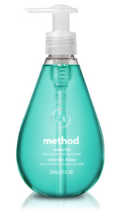 Method Plant-based Hand Wash, Waterfall, 354ml