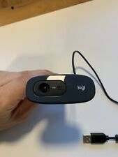 Logitech c270 HD webcam 720p USB negro Top