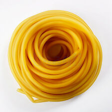 3M Natural Elastic 6x9mm Latex Rubber Band for Slingshot Catapult Parts MA