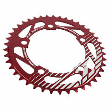Insight 5-Bolt BMX Chainring 110mm BCD 34T Red