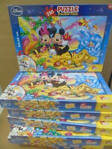 NEW Disney Mickey and Minnie Mouse Puzzle Jigsaw Ages 4 and Up #1