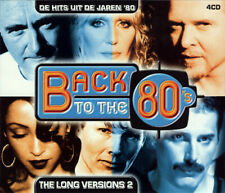 BACK TO THE 80's - The Long versions 2 / 4CD / QUEEN / PHIL COLLINS / ICE HOUSE