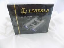 Brand New Leupold Bx-4 Pro Guide Hd 12x50mm Roof Shadow Gray 172675