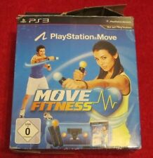 Move fitness Starter pack, Eye cam, PlayStation 3 juego, embalaje original