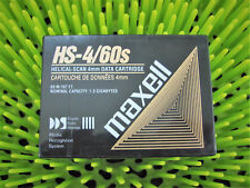1.3GB Data Tape - Maxell HS-4/60s DDS - *NEW OLD STOCK!*