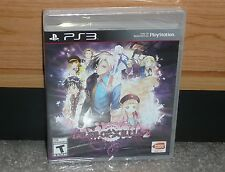 PS3 - TALES OF XILLIA 2 - SEQUEL NAMCO (Brand NEW Sealed) NTSC worldwide shippng