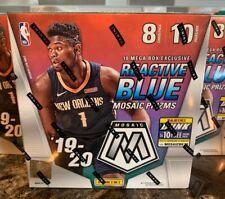 2019-20 Panini Mosaic Basketball Mega Box Prizm NBA FACTORY SEALED Box
