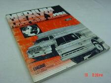 Vintage Ford 1982 Medium Heavy Truck Shop Manual Engine Repair Book Service Tool