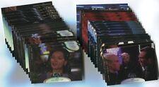Babylon 5 1998 Season 5 Embossed Parallel Card Lot! Nm/M 102 cards #1